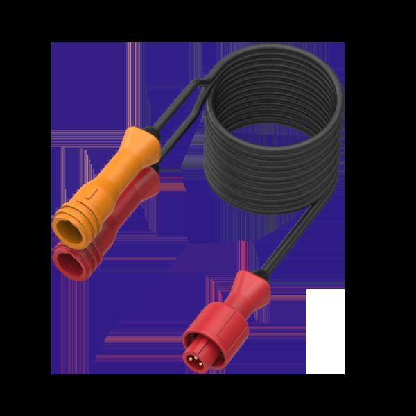 Alfano Argentina | Cable extensor tipo Y para sensores de tipo K y sensores de tipo NTC