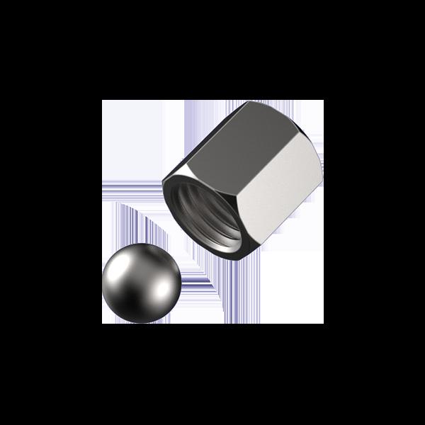 Alfano Argentina | Tuerca y bola para sensor de temperatura de escape